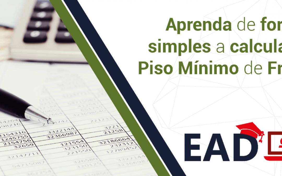 Novo curso EAD do SETCESP ensina como calcular o piso mínimo de frete