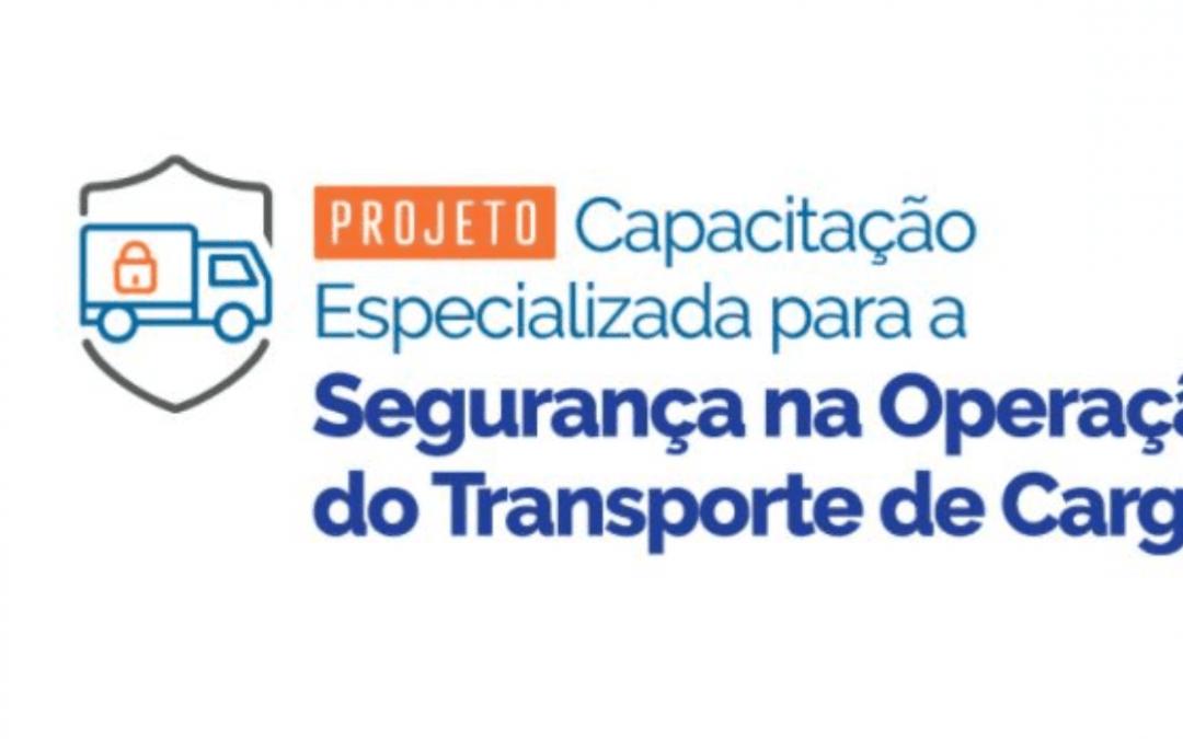 SEST SENAT oferece capacitação especializada para segurança na operação do transporte de cargas