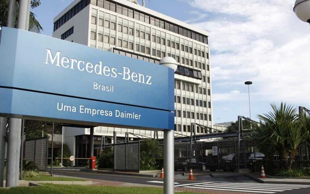 Mercedes-Benz reforça ações sociais para minimizar efeitos da pandemia