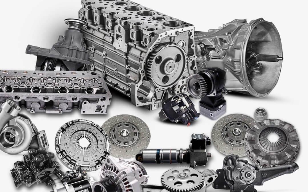 Mercedes-Benz registra aumento nas vendas de peças remanufaturadas