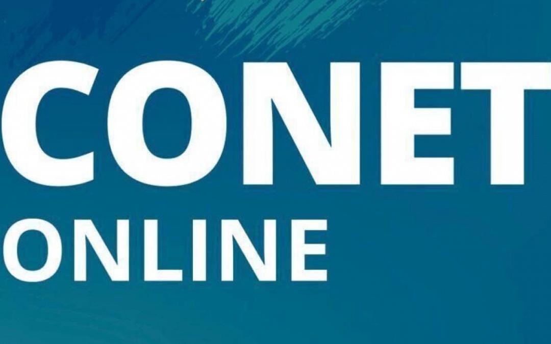 Inscrições abertas para a segunda edição do CONET Online de 2021