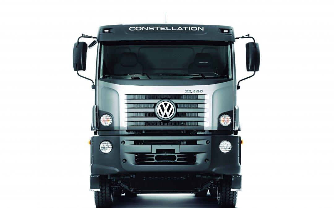 Para todo desafio: Constellation 33.460 é o mais potente da VW