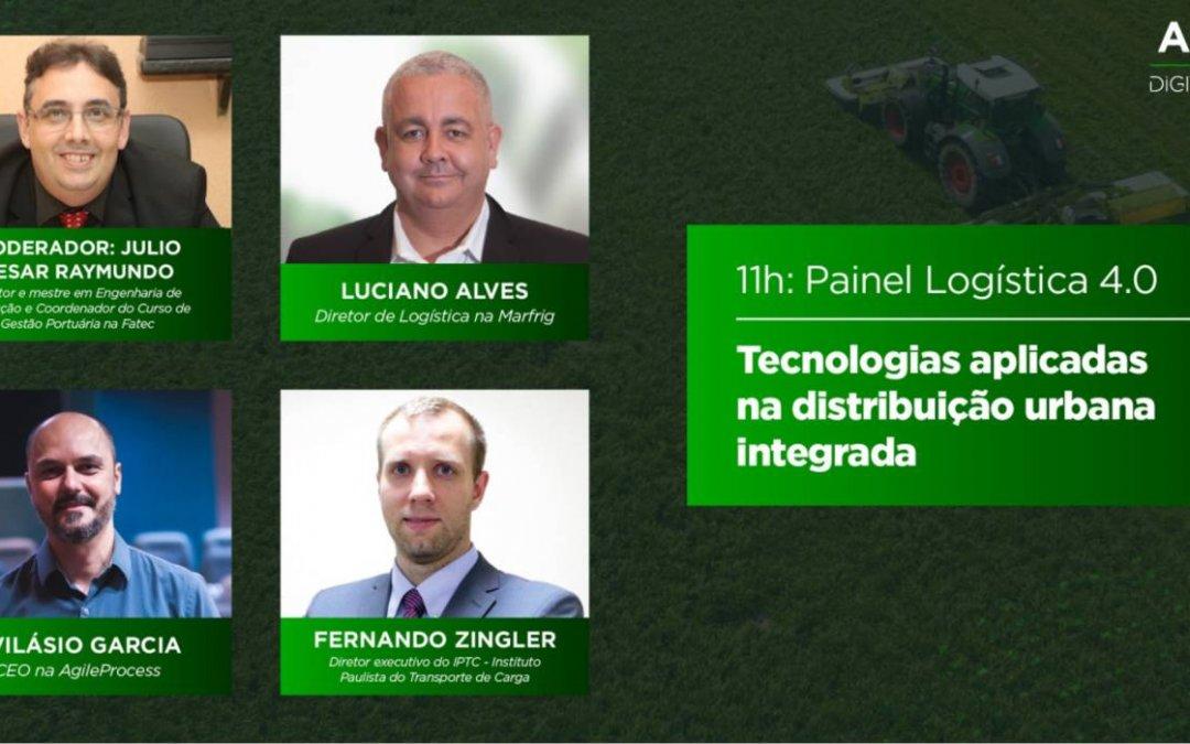Diretor do IPTC fará parte do Painel Logística 4.0 do Digital Series AGRO