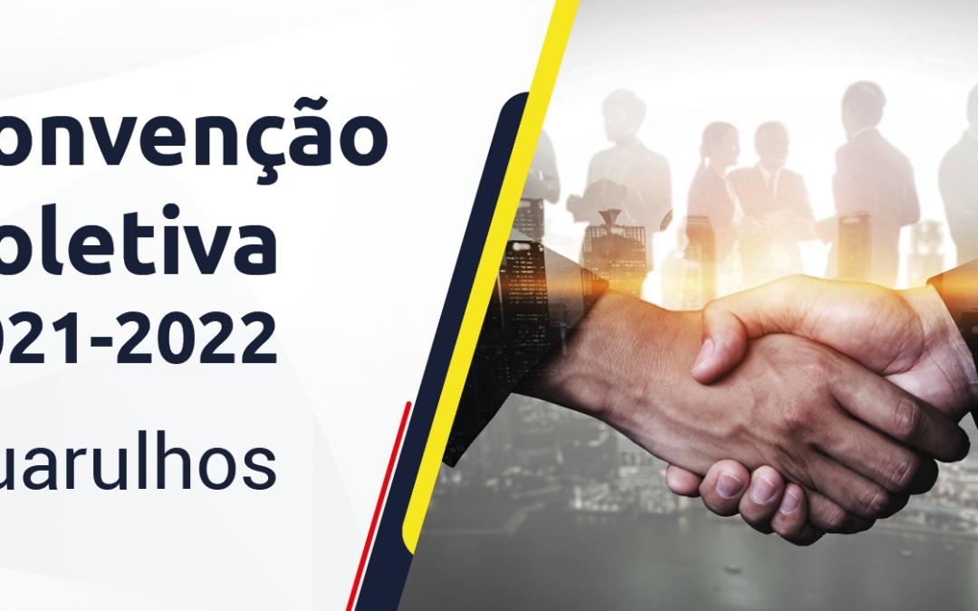 SETCESP e Sindicargas de Guarulhos firmam acordos sobre Convenções Coletivas do Trabalho