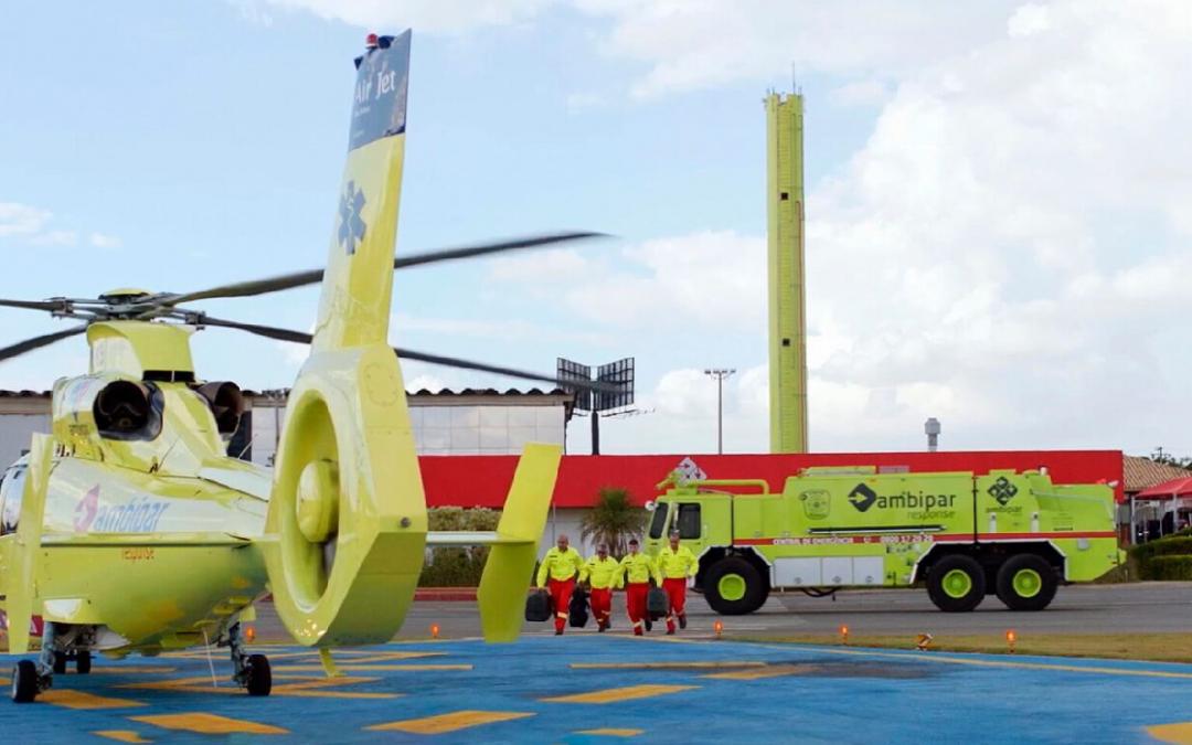 Ambipar adquire Sabi Tech e reforça serviços de atendimento emergencial na América Latina