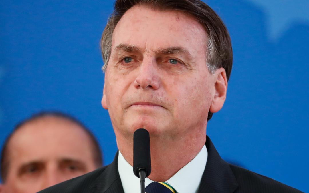 """Bolsonaro critica proposta de reforma tributária: """"Foram com muita sede ao pote"""""""