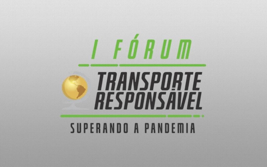 1º Fórum Transporte Responsável é realizado hoje