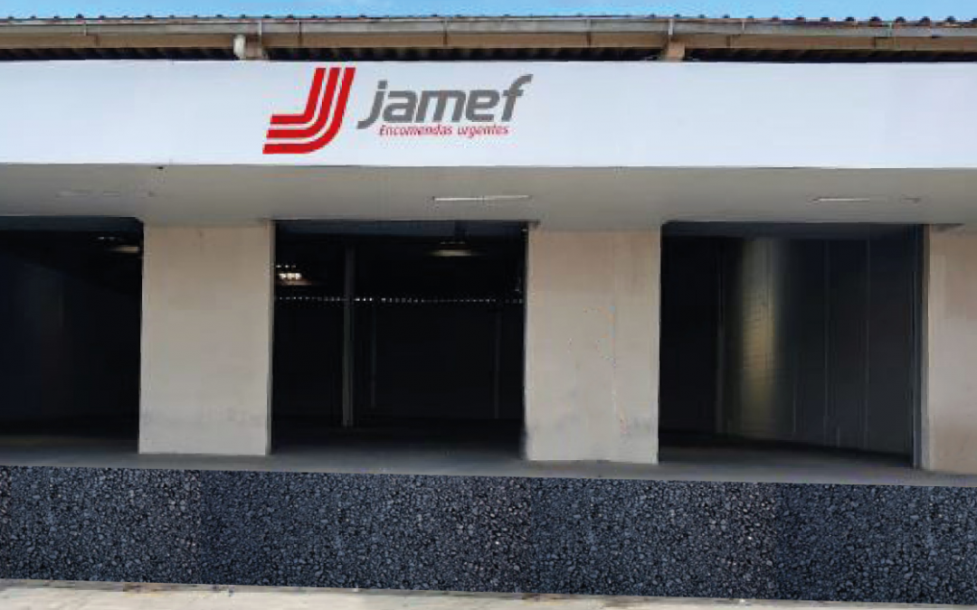Jamef inaugura filial de Aracaju, ampliando a capacidade operacional e de atendimento na região
