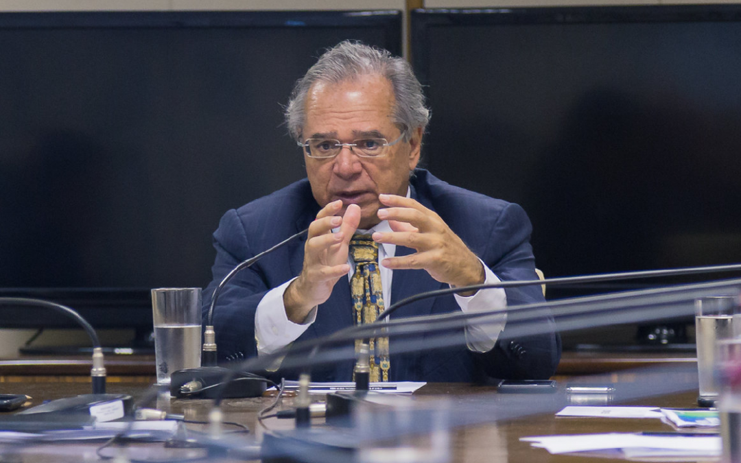 Indicadores confirmam recuperação da economia, diz Guedes