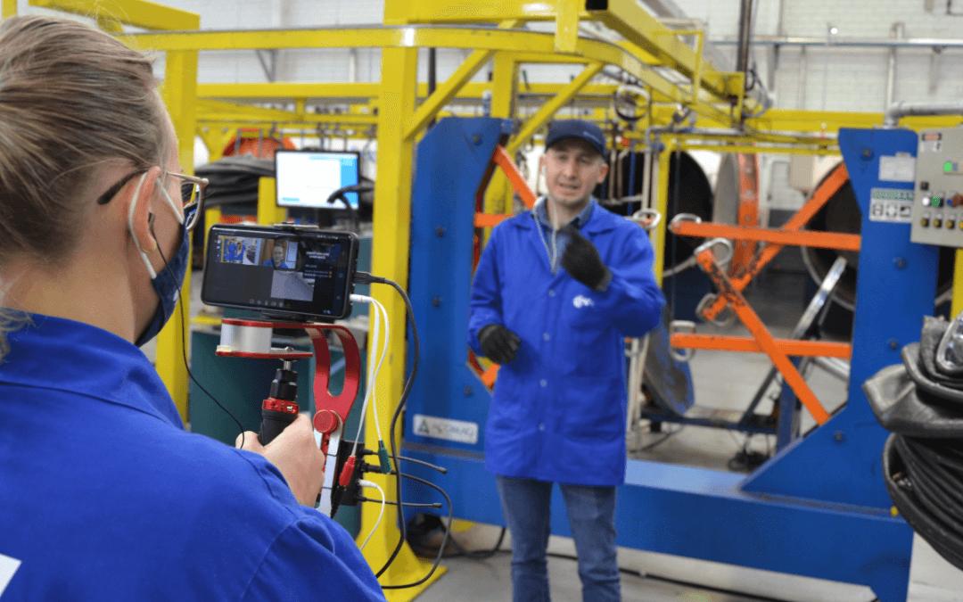 VIPAL Borrachas promove curso de formação de multiplicadores para processo de reforma de pneus