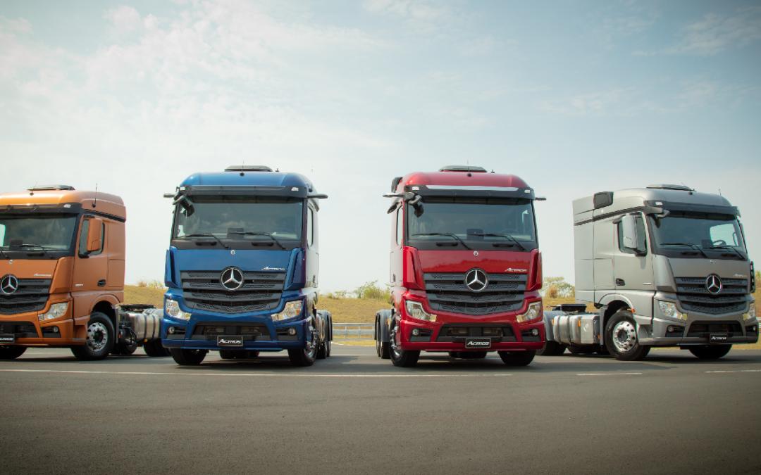 Mercedes-Benz lança websérie para demonstrar que o Novo Actros é o melhor investimento para o cliente