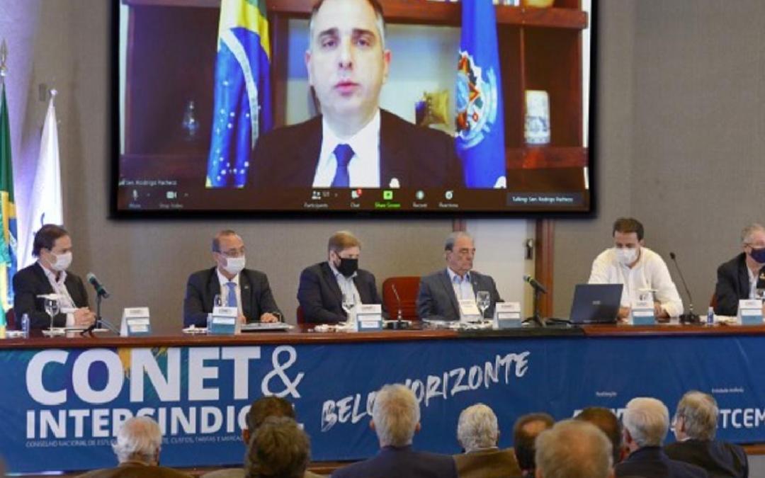 Em Belo Horizonte, Conet&Intersindical discute resultados do primeiro semestre de 2021 e medidas que impactam o segmento
