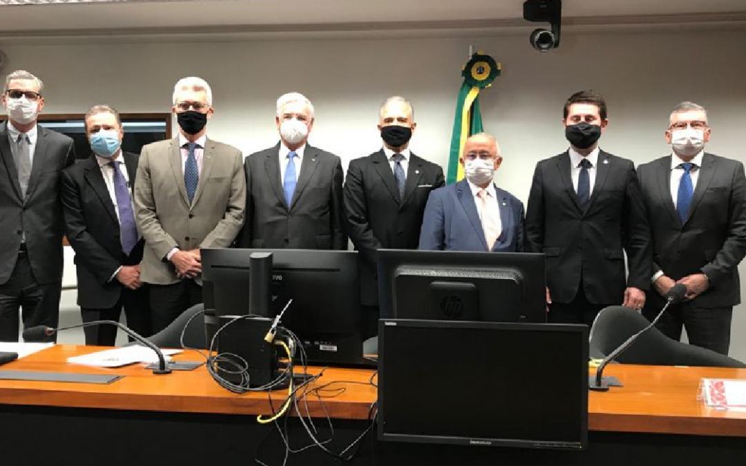 NTC&Logística participa de audiência pública na comissão de finanças e tributação da câmara dos deputados sobre a manutenção da desoneração da folha de pagamento