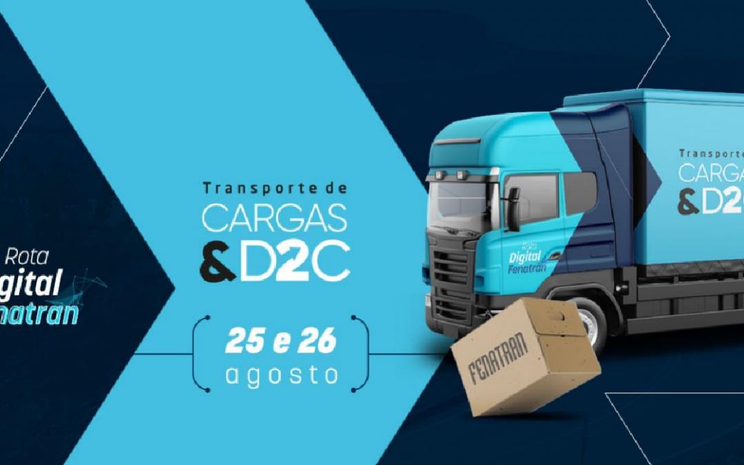 Em painel da Rota Digital Fenatran, Presidente do SETCESP apresentará os desafios e oportunidades do setor de transporte