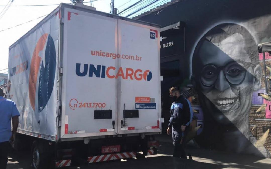 Unicargo realiza a 2º edição do projeto Corrente do Bem