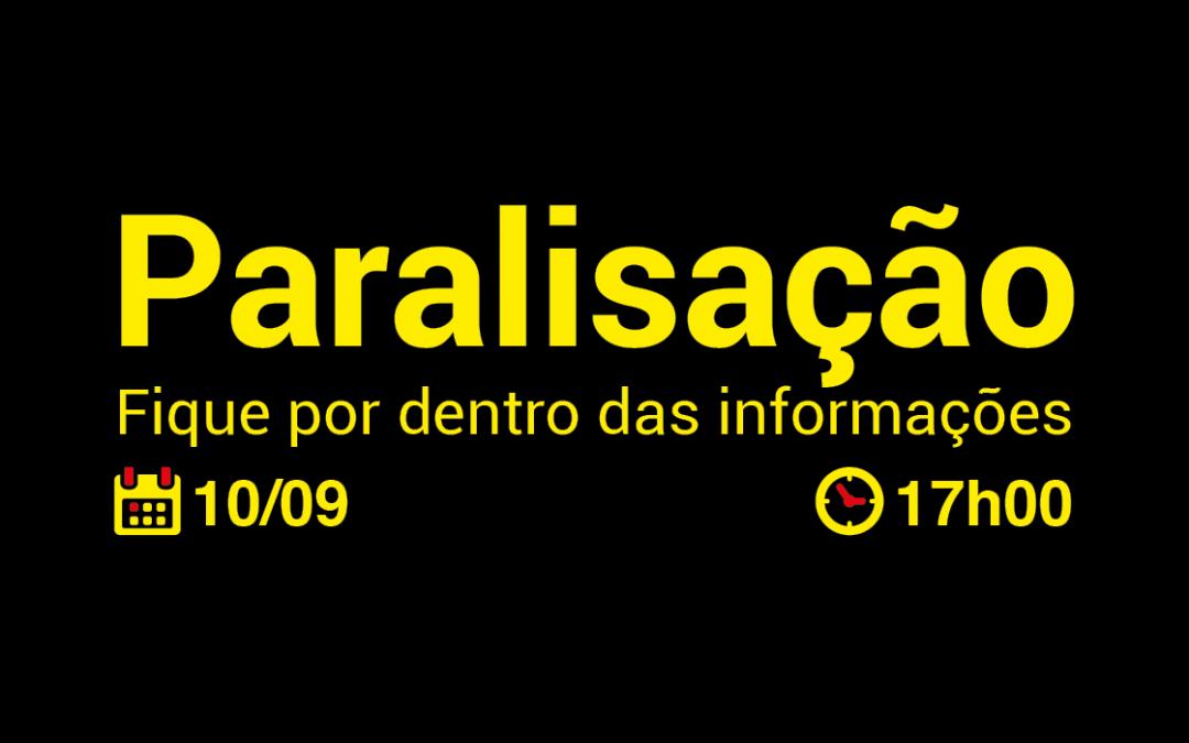 Pontos de Manifestação e Barreiras Rodoviárias em São Paulo