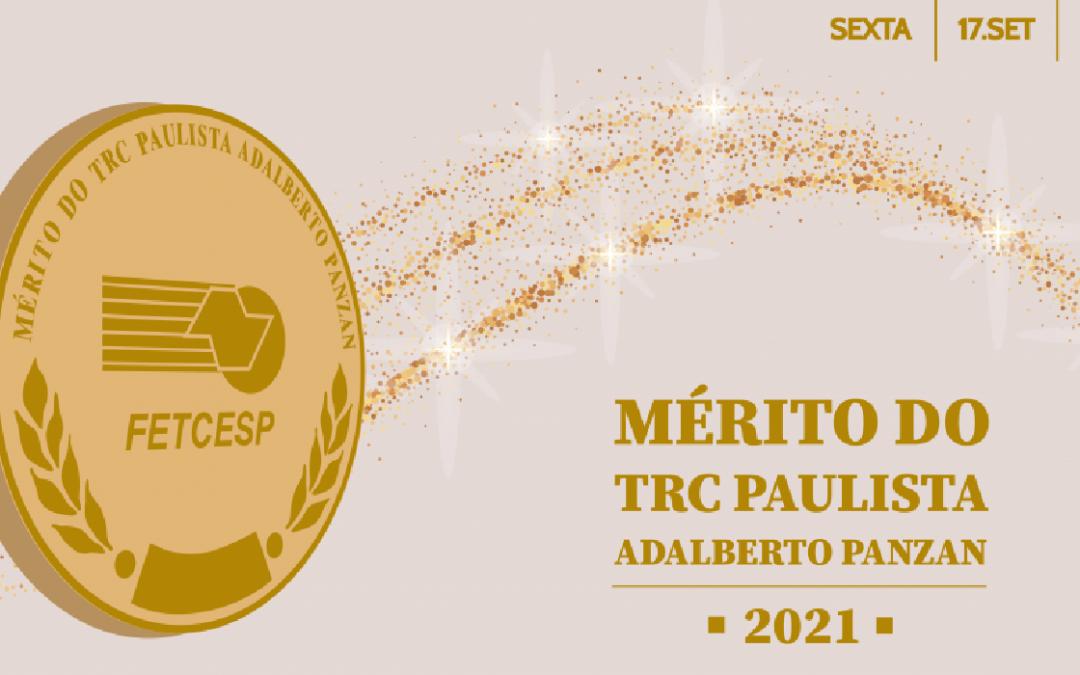 Presidente do SETCESP será homenageado com Medalha de Mérito do Transporte