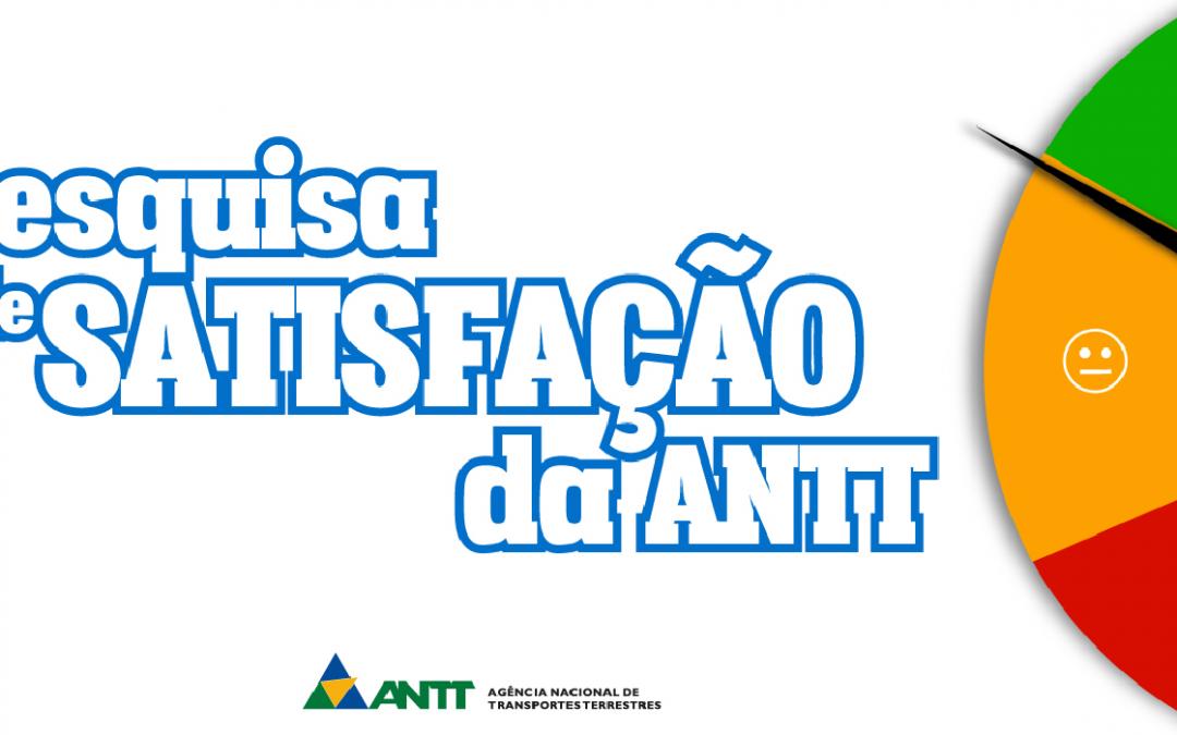 Começa a pesquisa de satisfação sobre os serviços regulados pela ANTT