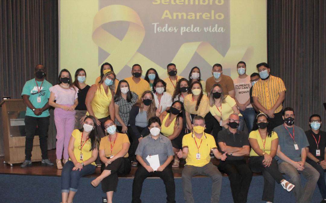 Setembro Amarelo: SETCESP realiza palestra 'Todos juntos pela valorização da vida'