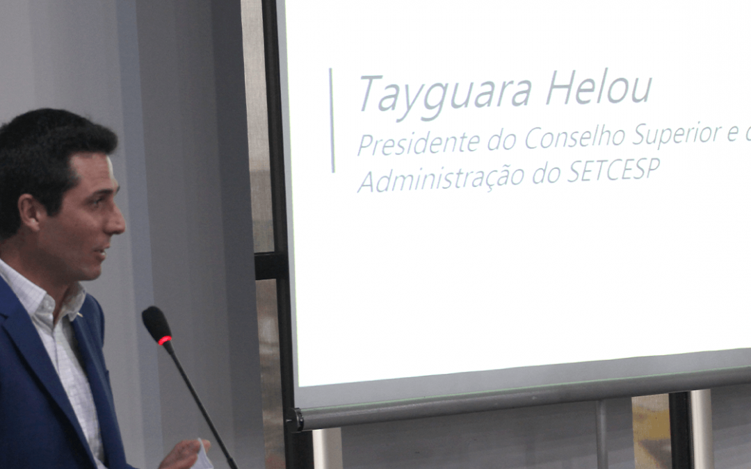 Presidente do SETCESP anuncia a produção de um filme voltado ao TRC